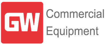 GW Commercial Logo - Laundry Equipment Suppliers Essex, London & the South East