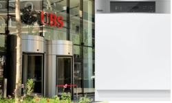 GWCE install Miele Professional dishwashers at UBS London HQ